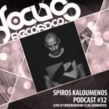 Focus Podcast 032 with Spiros Kaloumenos