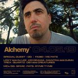 Trex (Mac2 / Trust Audio / Dispatch)  - Alchemy Promo Mix - March 2019