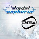 Type 41 - Digital Euphoria Episode 062