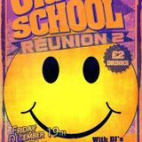 DJ Rob Wilde - Old School Reunion (19-Dec-2014 @ Liquor Lounge, Clacton)