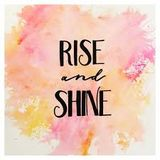Shine to Rise