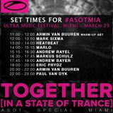 Mark Sixma -  ASOT 700 Live From Ultra Miami
