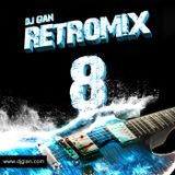 DJ GIAN - RETRO MIX VOL 8 (ROCK)
