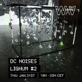 DC Noises pres. LIGNUM#2 at We Are Various | 30-01-19