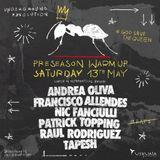Francisco Allendes - Live @ Ants Pre-season Warm Up, Ushuaia Beach (Ibiza, ES) - 13.05.2017
