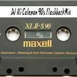 Dj Ali Coleman - Flashback Mix (90's Underground) Part 1