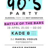 Promo - 90's Party @ Kade8 - OLDSKOOL from the new GENERATION