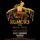 Sasha – live at Rumours (Destino, Ibiza) 24.07.2016