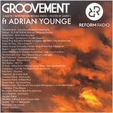 Groovement: Reform Radio #3 ft Adrian Younge