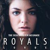 Lorde - The Royals Megamix