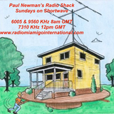Paul Newman's Radio Shack, Sun 17th Apr 2016 on Radio Mi Amigo International (6005 KHz)