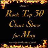 May Rock Chart Show