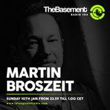 TheBasement Radioshow #104 - Ibiza Global Radio * Martin Broszeit Guest Mix