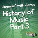 History of Music Special Part 3; 2003-2013, Jammin' with Jam on Brookes Radio 18/11/2013