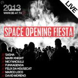 Sasha - Live @ Opening Party Space Ibiza (Spain) 2013.05.26.