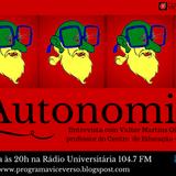 VICE VERSO - AUTONOMIA - PAULO FREIRE - 09-09-2015