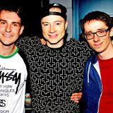 Fred V & Grafix (Hospital Records) @ DJ Friction Radio Show, BBC Radio 1 (27.04.2014)