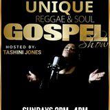 Unique Gospel and Reggae Show - TJ - 18 Mar 2018