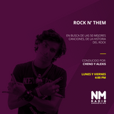 """Rock, N' Them """"Respirando Historias"""" """"Season Finale"""" 16 Junio 2017"""