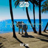 MARBELLA EMOTIONS EP.024 mixed by Sema Garay (DEEP HOUSE)