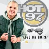 DJ P-Jay LIVE on Hot 97 NYC!