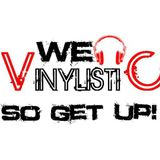#AREA90 by Vinylistic EPISODE001 - Vinylistic DJ Team Selection