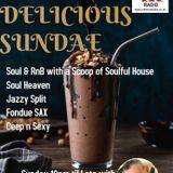 Bob Christie Soul Delicious Sandae Cambrian Radio 11=8-19