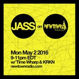 Guest mix for JASS on Newtown Radio 5-2-2016