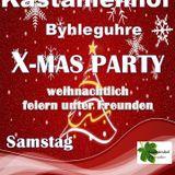 Weihnachtlich feiern unter Freunden @ Alcatrazfloor Byleguhre