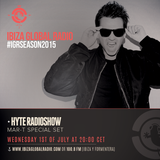 Mar-T @ Ibiza Global Radio - Julio 15