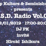 DSD Radio Vol.04 - Invite Hiroki Ishikura