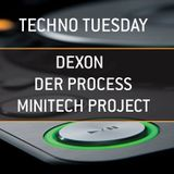 Minitech Project LIVE @ Beatclub,Amsterdam Techno Tuesday May 2014