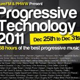 Verve - Progressive Technology Mix 2011 (PureFM & PHWW)