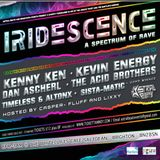 BLACKPRINT B2B CHRIS CALLOW - LIVE @ IRIDESCENCE Pt 1 (A Spectrum of Rave) 08/10/16