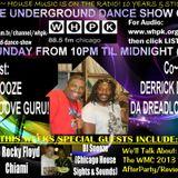 3.24.2013 Underground Dance Show By DJ Snooze & Derrick Thompson with  DeejayRocky Floyd @ WHPK