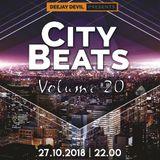 City Beats | Vol. 20 | Sendung vom 27.10.2018 | Roof Top Radio