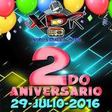 Promo Mix 2° Anniversary Xhona Dance Radio | This Is Hardstyle Mixed By Dj Mj Biomehanika