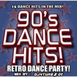 90's Dance Hits (Retro Dance Party) Mix By : DJ4tuneboy