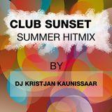 Club Sunset June'18 Hitmix by DJ Kristjan Kaunissaar