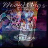 OnnBass® Neon Wings Set