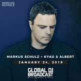 Global DJ Broadcast - Jan 24 2019