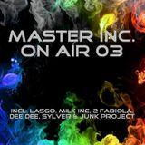 Master Inc. - on Air 03