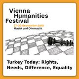 Turkey today: rights, needs, difference, equality