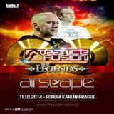11.10.2014 - Trancefusion The Legends - Airscape