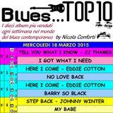 BLUES TOP 10 - Mercoledi 18 Marzo 2015 (cluster 3)