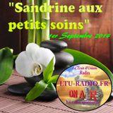 Sandrine aux petits soins 1er septembre 2014