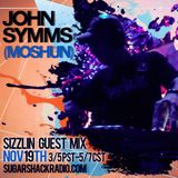 John Symms (Moshun) - Sizzling Guest Mix 03