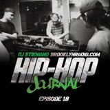 Hip Hop Journal Episode 18 w/ DJ Stikmand