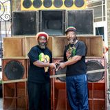 Channel One Sound System - Press Conference - Reggae Sun Ska Festival 2011