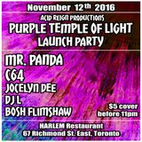 Purple Temple of Light Launch Party Promo Mix